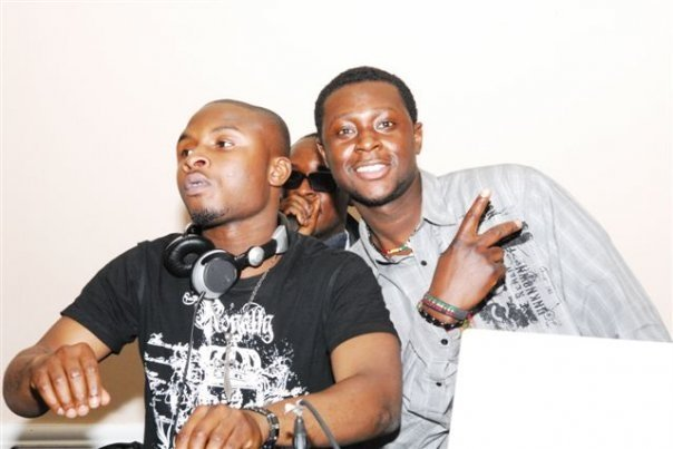 DJ shorty and D Nyce