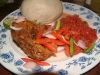 banku and fish