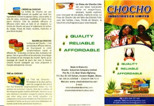 ChoCho Industries Co. Ltd.