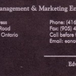 S.E.A. Management & Marketing Enterprises