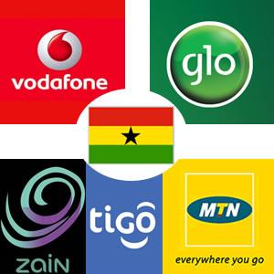 tigo-mtn-zain-vodafone-glo-mobile-ghana