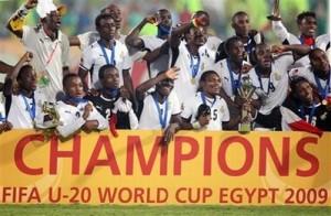 Egypt Ghana Brazil U20 Soccer