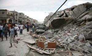 haitquake