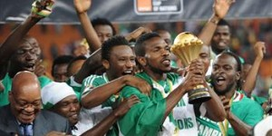 Nigeria Wins African Cup Of Nations 2013