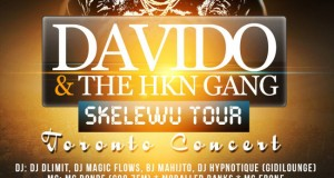 Davido Live In Canada