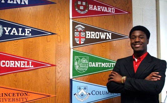 Son of Ghana Immigrants Accepted to All Ivy League Schools