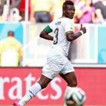 Ghana captain Asamoah Gyan Sets Record As Africa's Top Scorer In World Cup History