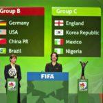 Ghana To Play Canada In Women's Worldcup Opener