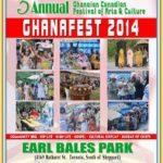3rd Annual Ghanafest Toronto