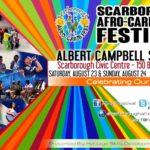 Scarborough Afro Caribbean Festival 2014