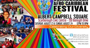 Scarborough Afro Caribbean Festival 2014