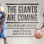 Giants OF Africa Heading To Kenya