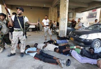 Nigerians-And-Ghanaians-Facing-Torture-in-Libya
