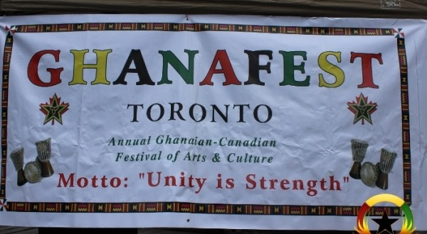 Toronto Ghanafest 2014 Event Pictures
