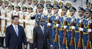 Should Robert Mugabe Really Be Criticized for Partnering with China?