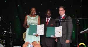 11th Annual Planet Africa Awards 2014 Pictures