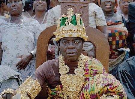 Ghanaian Ewe King Who Rules From Germany via Skype Robbed