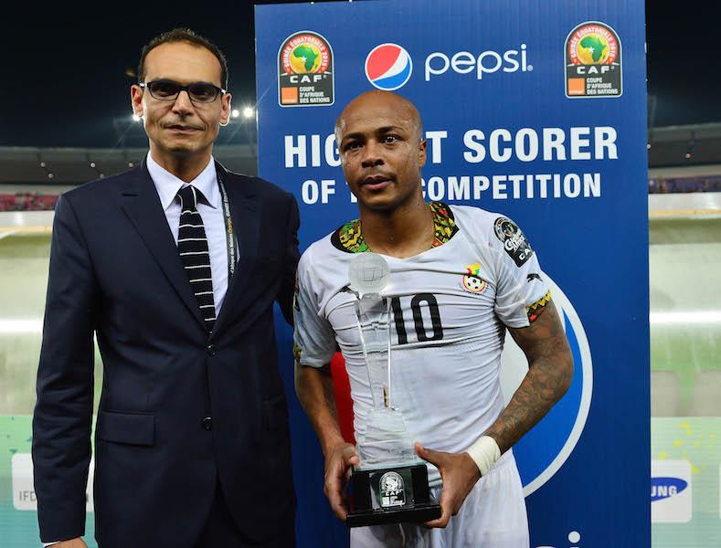 Football - 2015 Africa Cup of Nations Finals - Final - Ivory Coast v Ghana - Bata Stadium