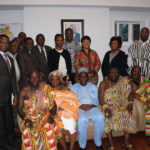 New Ghana High Commissioner To Canada Welcoming Visit