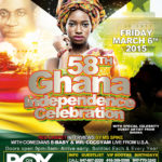 Ghana At 58th Independence Party (Toronto)