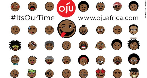 The African App Company That Trumped Apple To Launch First Black Emoticons