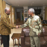 Mahama Meets Annan, Pianim Over Key National Issues