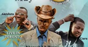 Lil Wayne Nkansah and Akrobeto Live in Toronto, Canada
