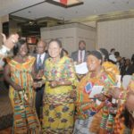 First Lady of Ghana Lordina Mahama and Ministers Attend B.A Council Fund Raiser in Toronto