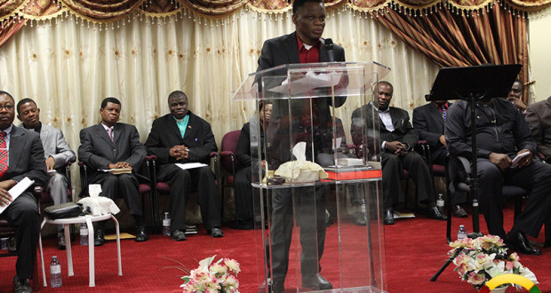 Ghanaians in Greater Toronto Area Prayed for the Victims of Flood/Fire Disaster in Ghana