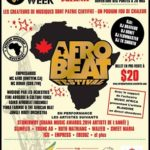 Canada's First African Music Week Conference and Festival Launches June 9th in Toronto