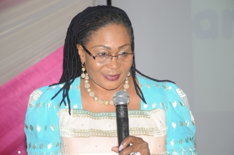 First Lady Of Ghana Elected As President of OAFLA