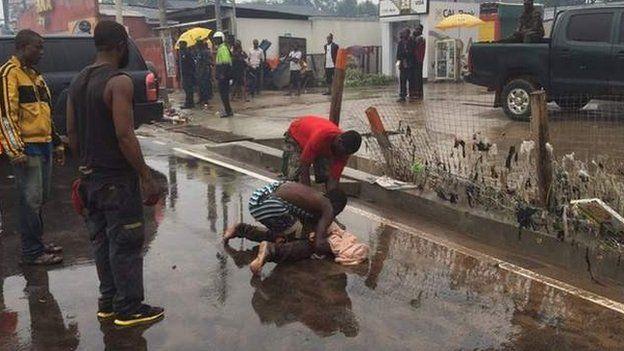 ghana flood