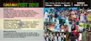 Toronto Celebrates GhanaFest Aug 15th