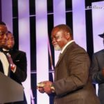 Azumah Nelson Gets GUBA Sporting Legend Award