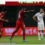 Gyan Debut Goal Sends SIPG Top Of The League
