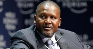 Africa's Richest Man Dangote Plans Zimbabwe Investments
