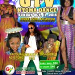 8th Annual Toronto GTV Ntoma Dance