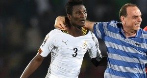 Gyan is simply unmatched – Coach Grant