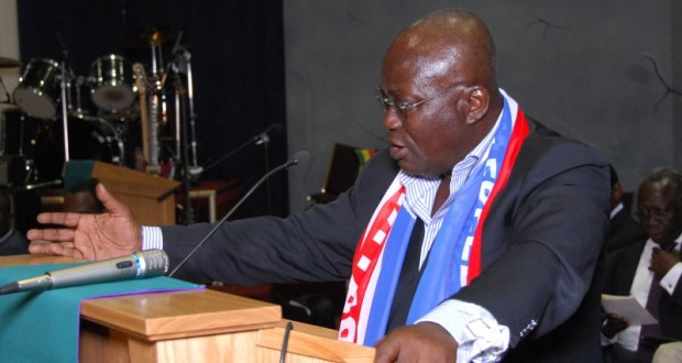 """""""Vote For Real Change"""", Akufo Addo Ask Ghanaians."""