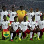 Black Stars Maintain 38th in the world & Third in Africa