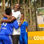 Shell and Akon unveil Africa's first player & solar powered football pitch in Lagos