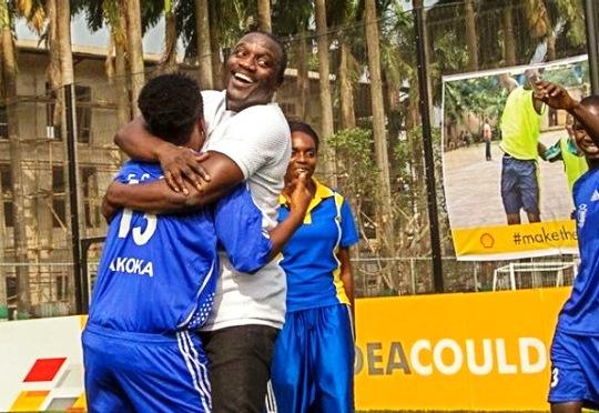 Shell and Akon