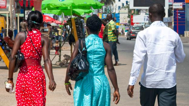 What can Ghana offer the next generation of workers turning their backs on the US and Europe? (Credit: Alamy)