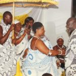 Asante Queen Makes History at Amsterdam Durbar