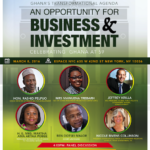 Ghana/US Investment Forum and Reception Gala | Organized by Face2Face Africa