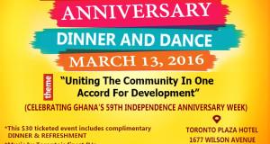 Toronto Celebrates Ghana At 59 Independence Week
