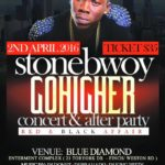 STONEBWOY'S GO HIGHER USA TOUR SET TO MAKE AN EMERGENCY STOP IN TORONTO