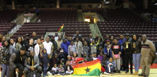 ghana night at the raptors905