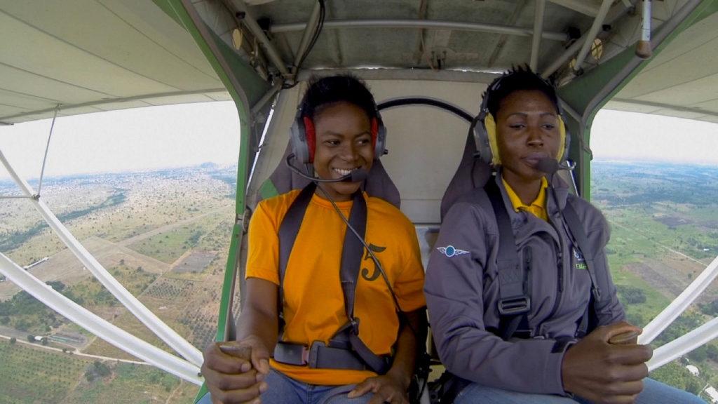 Esther Fatimatu Mohammed, Patricia Mawuli Porter