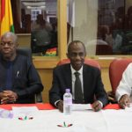 Amissah-Arthur engages Ghanaian Diaspora in London